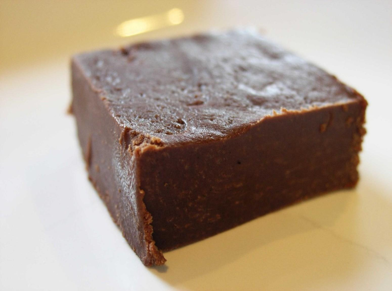 Cheap 'n' Easy Fudge Recipe