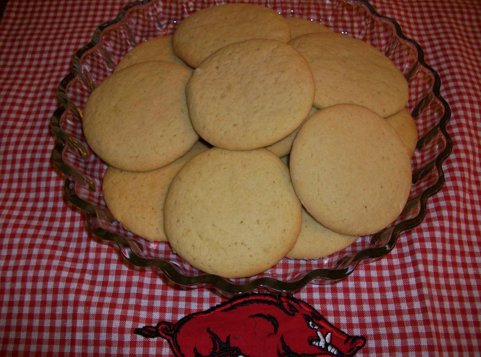 Grandma's Tea Cakes Recipe