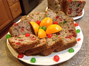 Mama's White Fruit Cake(Family Favorite) Recipe