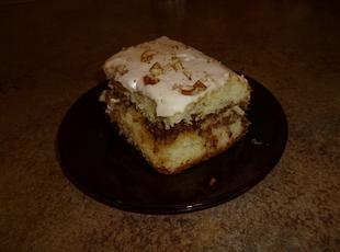Honey Bun Cake-Annette's Recipe