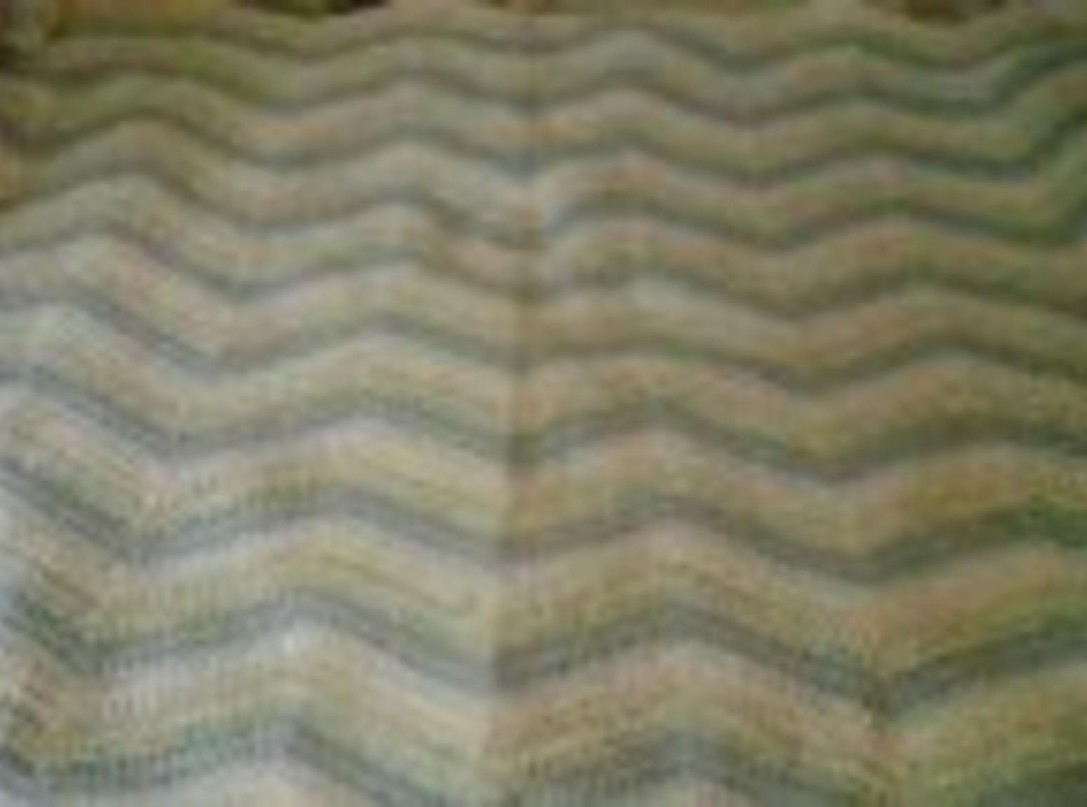 5th. Wave Baby Blanket Recipe