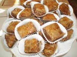 Joan's Greek Baklava Recipe