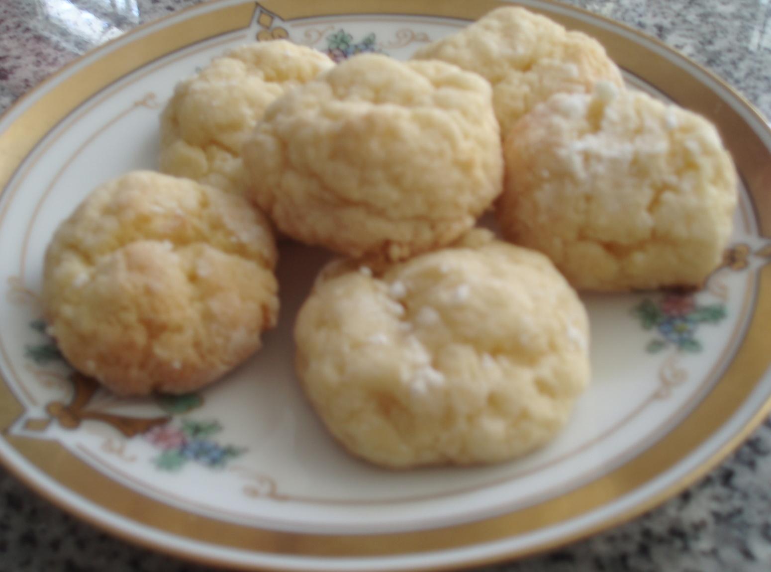 Quick Gooey Butter Cookies Recipe