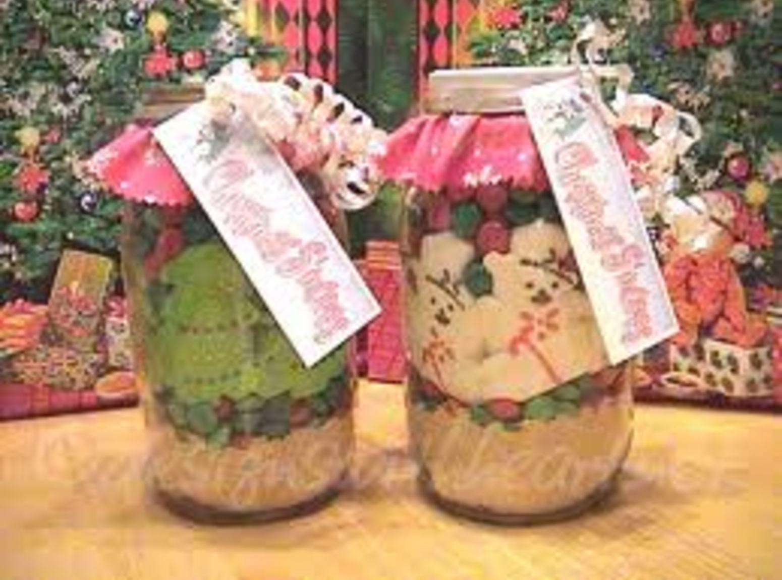 M&M Cookies In A Jar Recipe