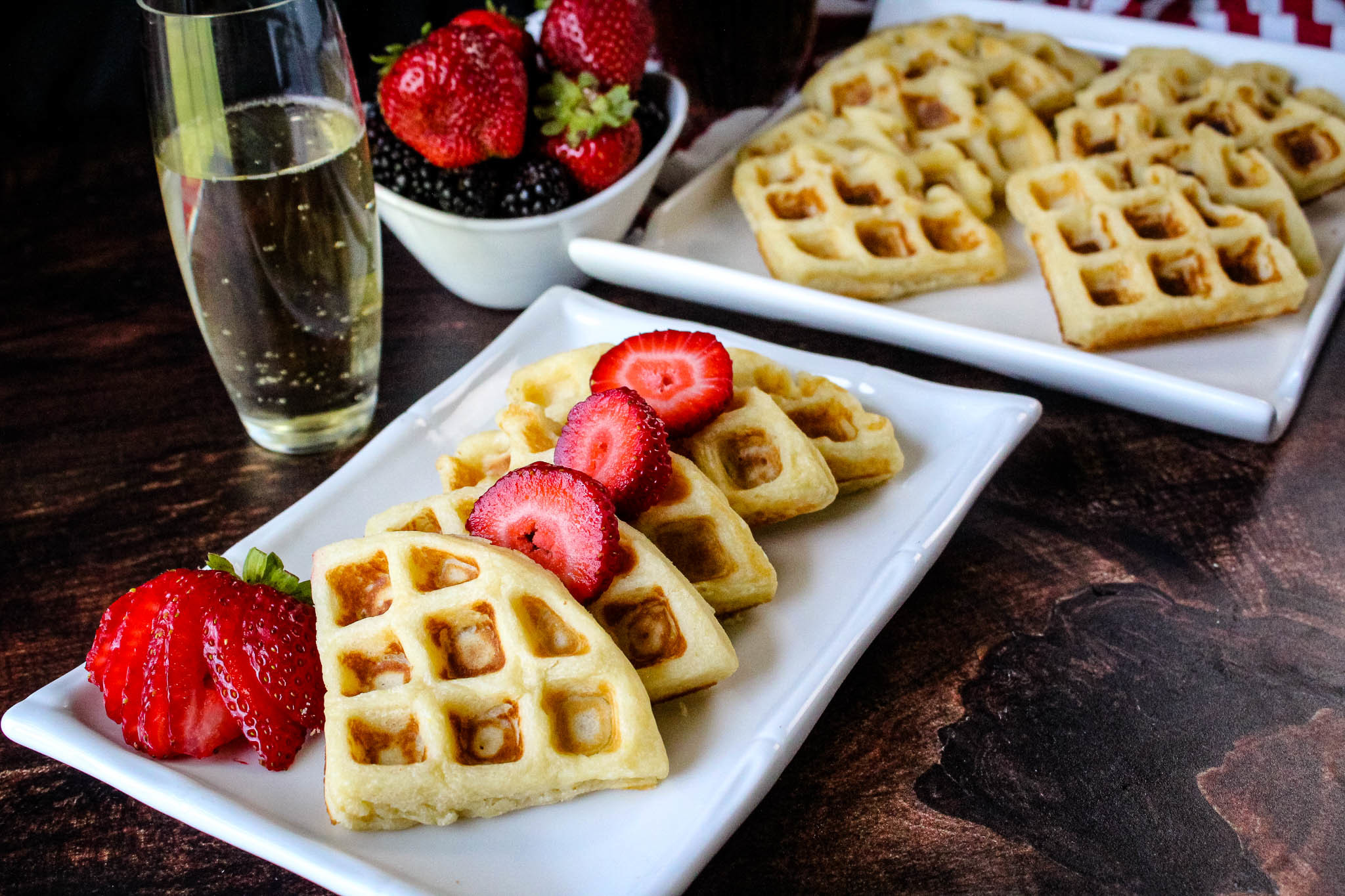 Giddo's Dream Waffles Recipe