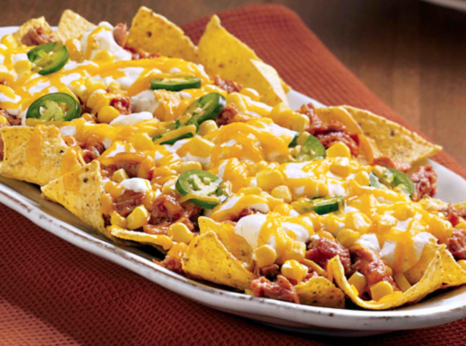 Country BBQ Nachos Recipe