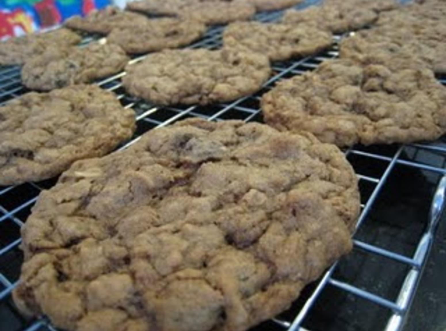 Flying Saucer Cookies Recipe