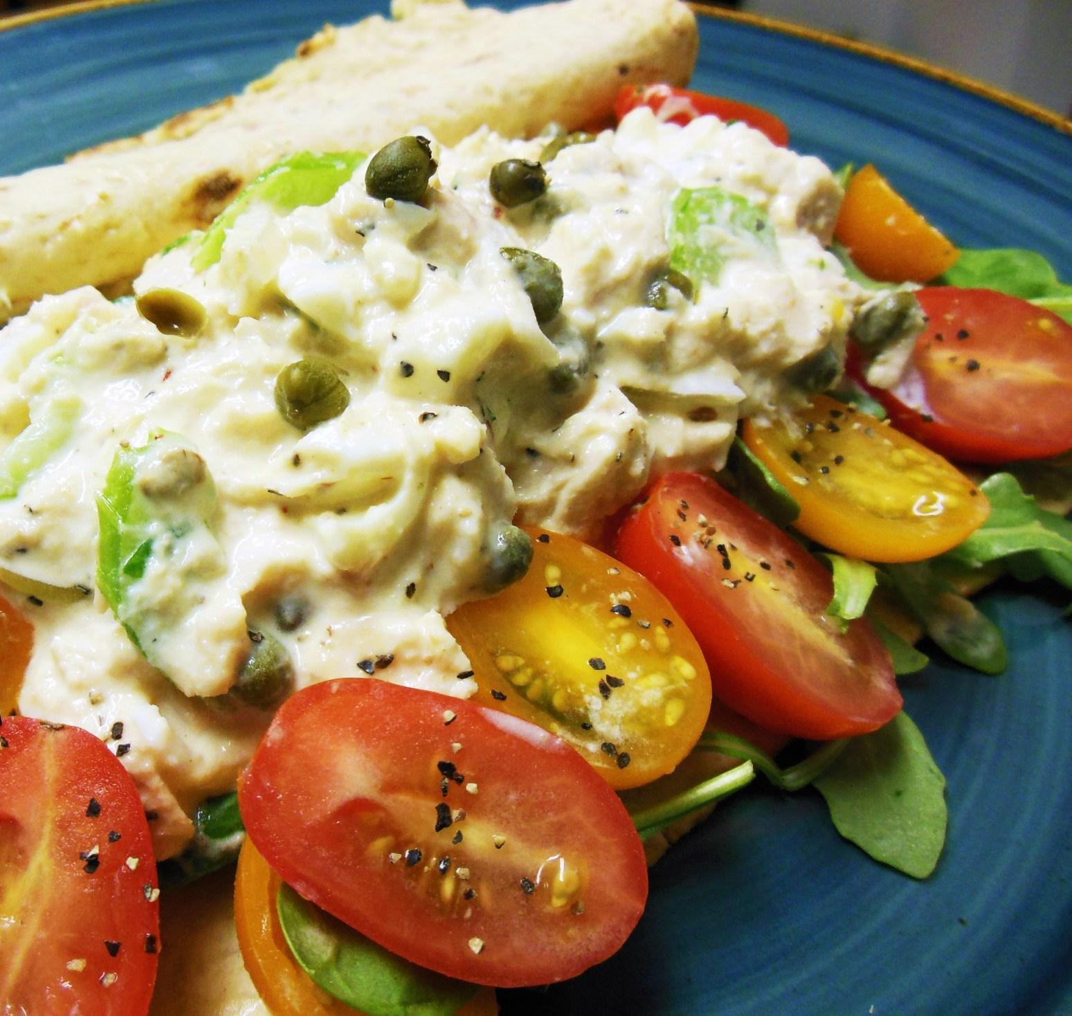 Amazing Albacore Tuna Salad Recipe