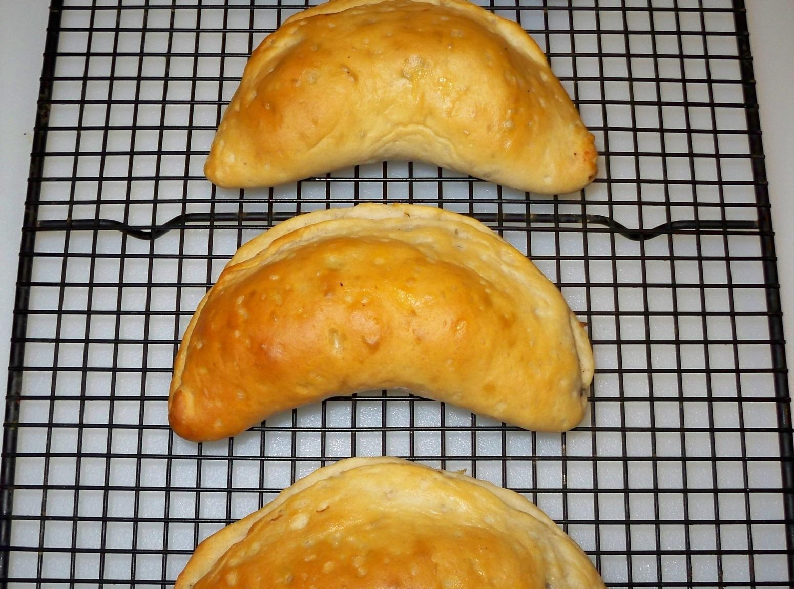 Kraut Burger Pockets-Annette's Recipe