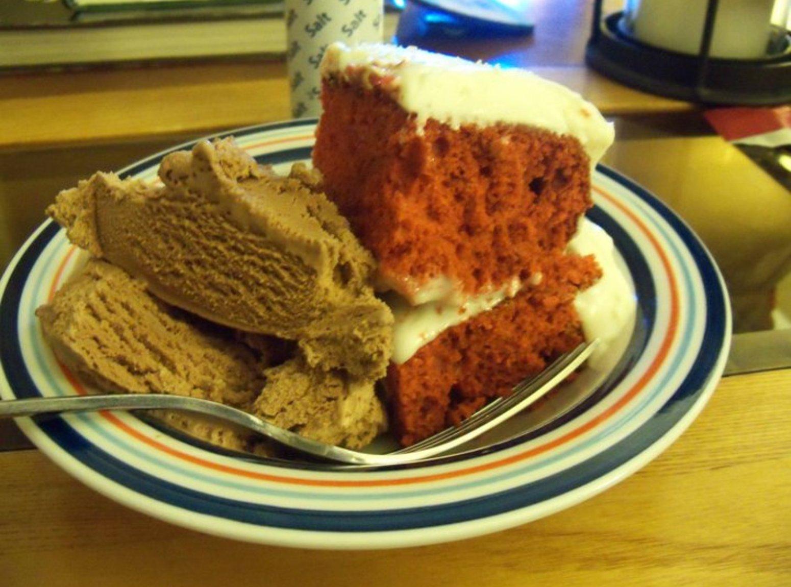 Mama C's Red Velvet Cake Recipe