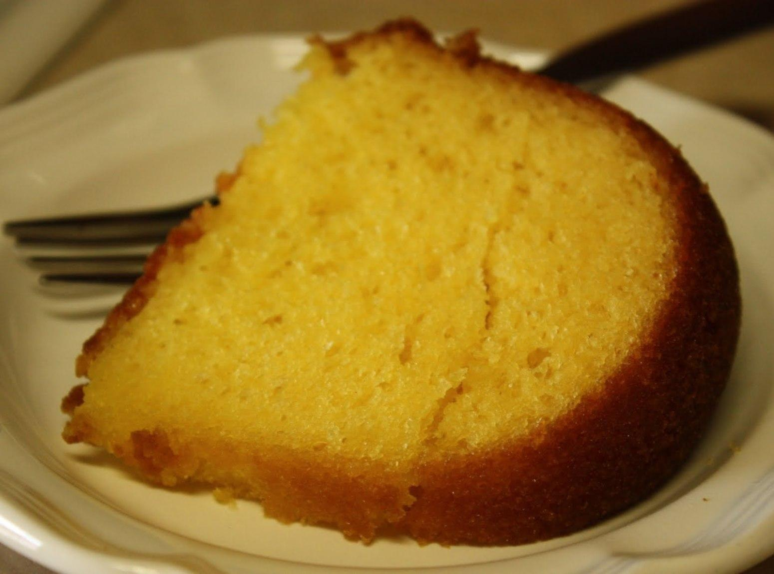 Mountain Dew Pound Cake Recipe