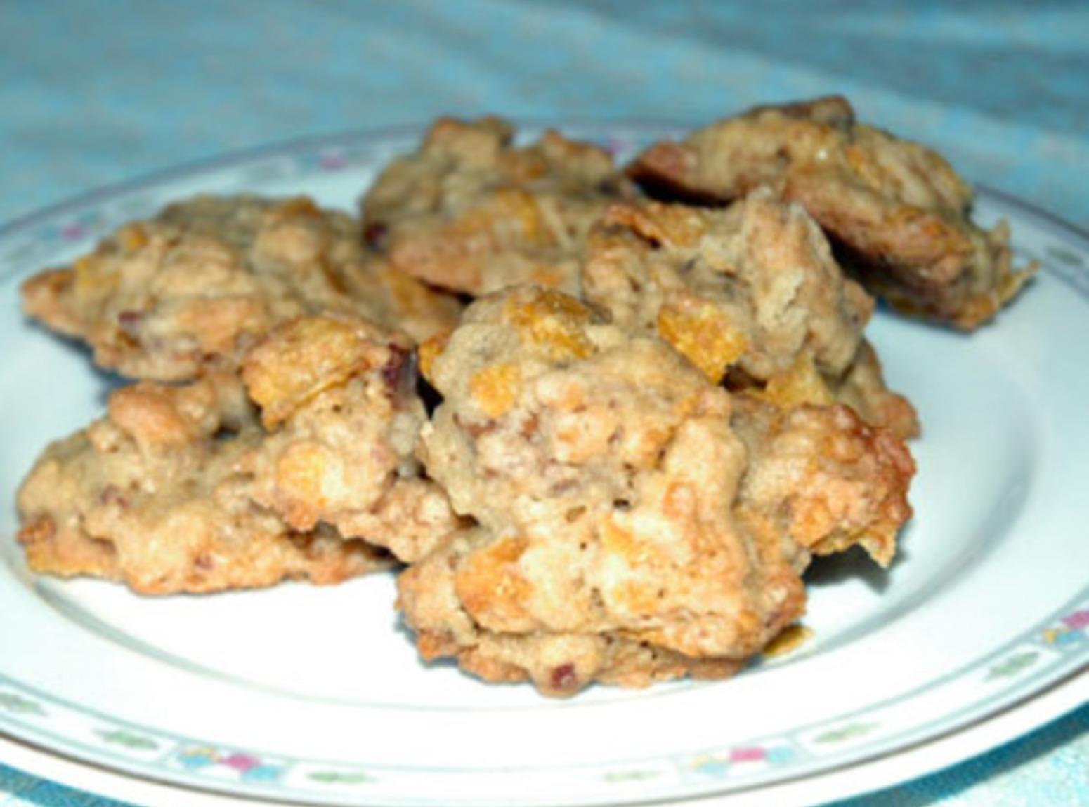 Kooky Breakfast Cookies Recipe