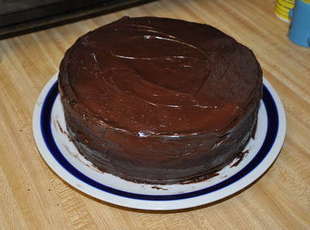 Grandma Baldwin's Mayonnaise Cake/Pudding Frosting Recipe