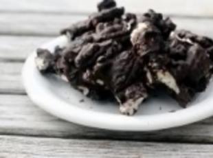 CHOCOLATE CHERRY BARK Recipe