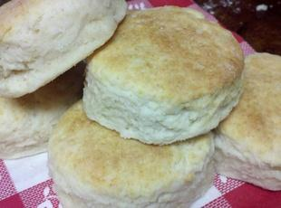 Aunt Tour's Made-From-Scratch Biscuits Recipe