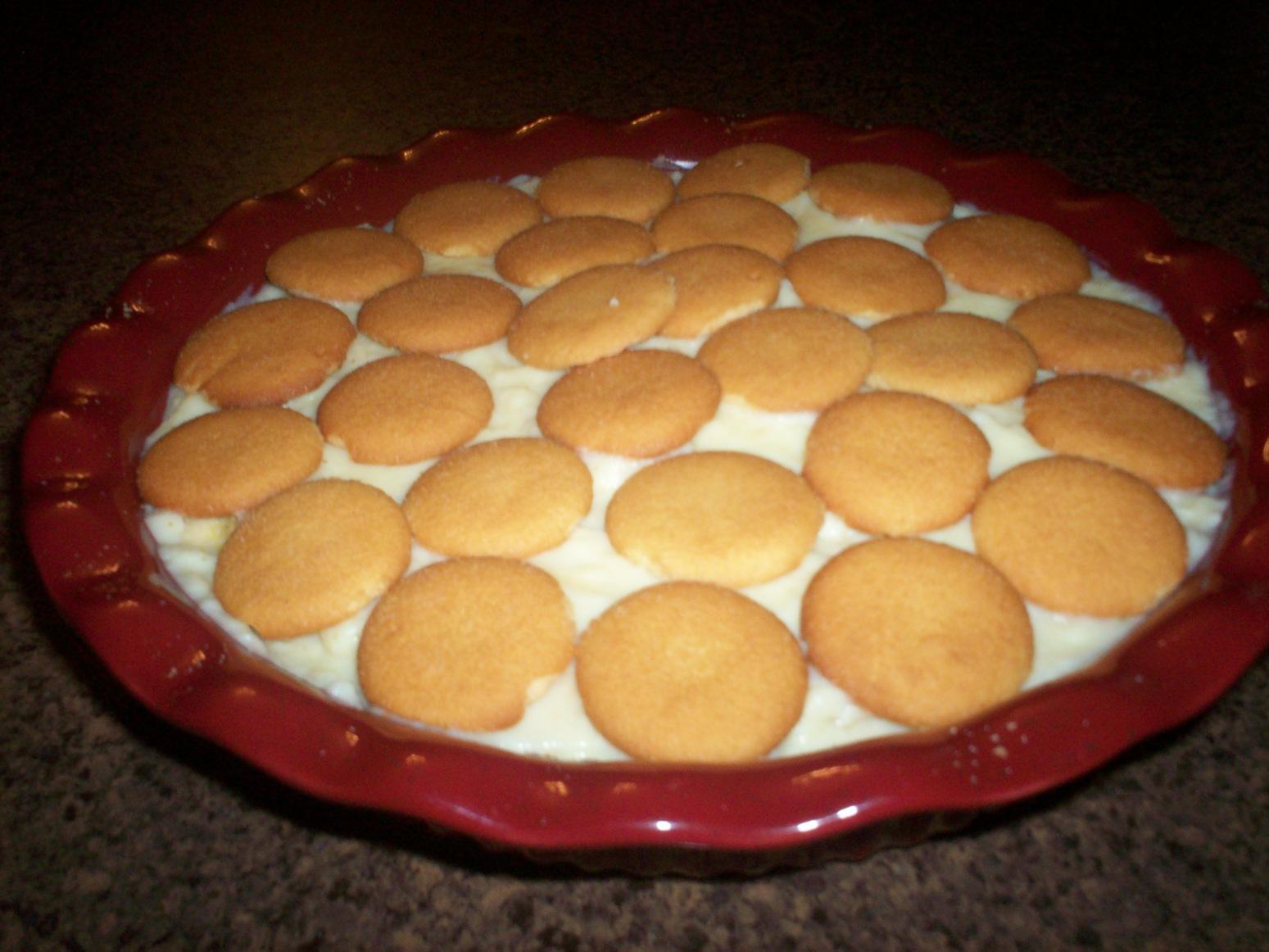 CREAMY BANANA PUDDING Recipe