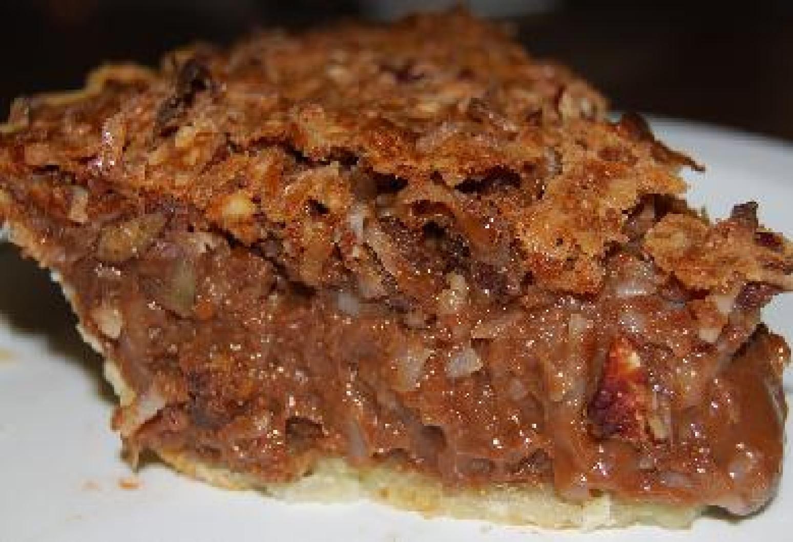 German Chocolate Pie Recipe