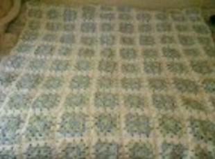 100 Piece Granny Sqaure Baby Blanket Recipe