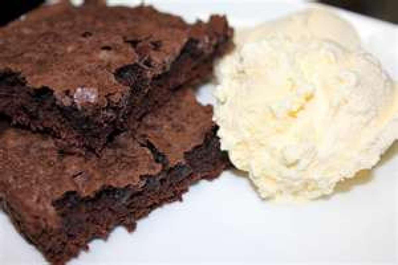 DINAH SHORE BROWNIES Recipe