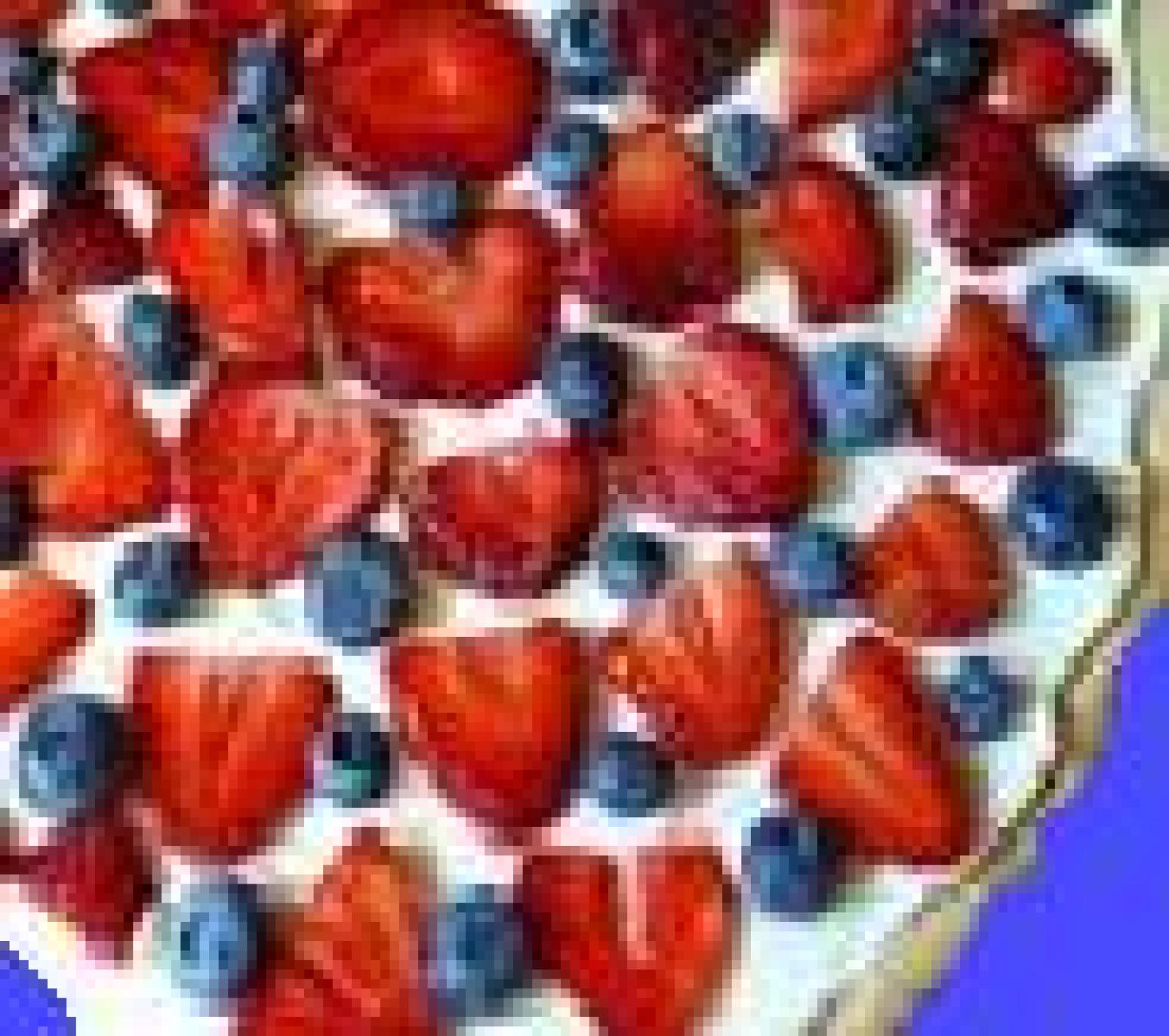 All American Fruit Pizza (Dessert) Recipe