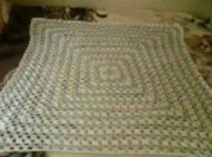 Giant Granny Square Baby Blanket Recipe