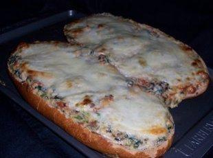 Hamburger French Bread Loaf Recipe
