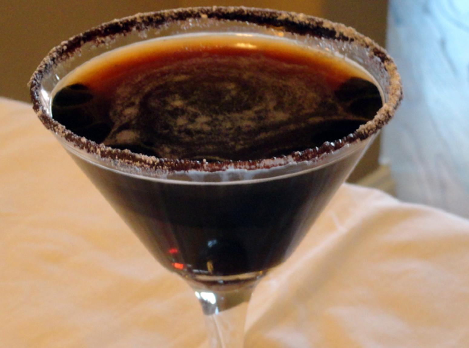 Mounds Martini Recipe