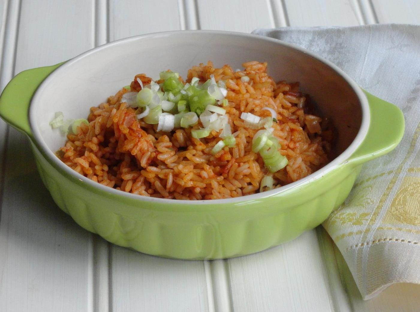 SPANISH RICE FOOL PROOF By Freda Recipe