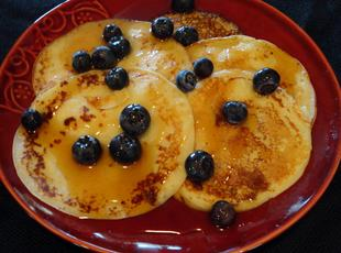 Papa's Buttermilk Pancakes Recipe