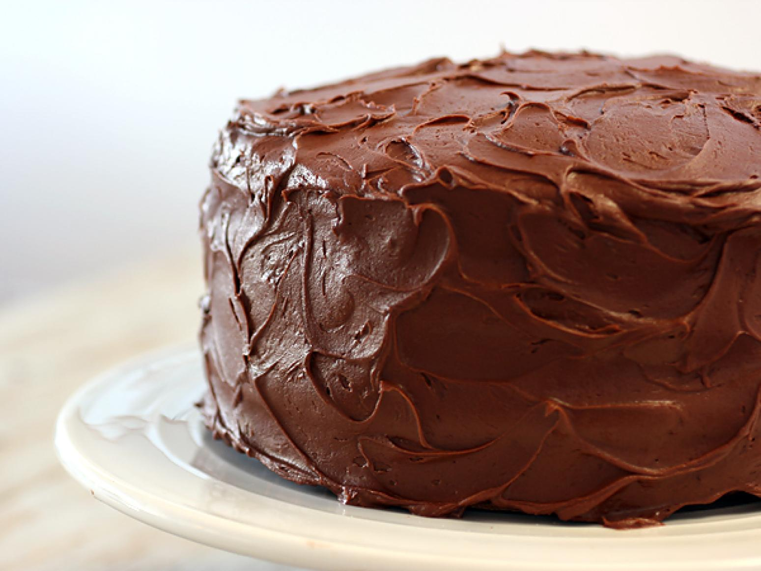Old fashioned chocolate cake Recipe