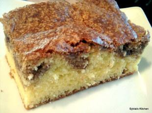 Lemon Breakfast Cake Recipe