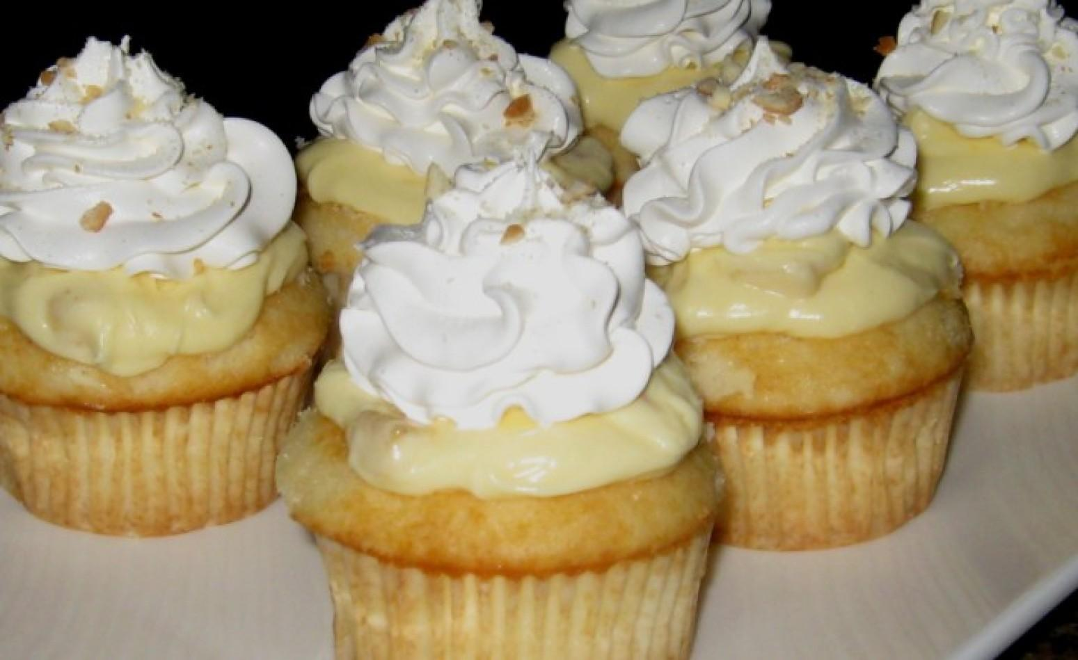 Banana Pudding Cupcakes Recipe