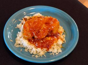 Sweet & Sour Pork Chops Recipe