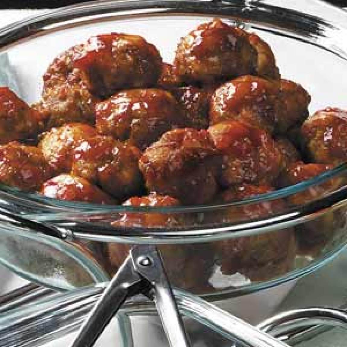 Sweet and Sassy Meatballs Recipe