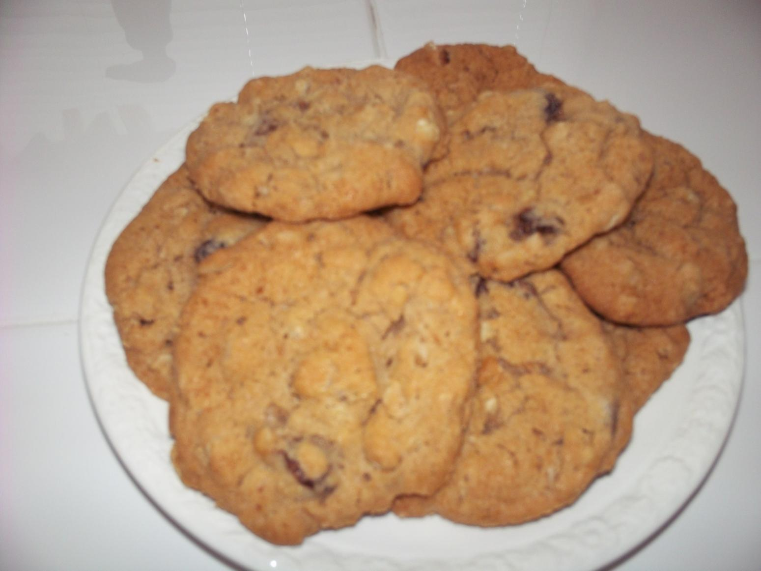 Oatmeal Raisin Cookies for Bea-Annette's Recipe