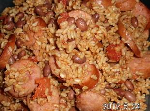 Dos Beans and Rice Recipe