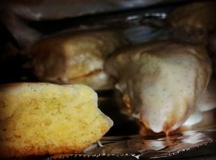 The BEST Vanilla Bean Scones EVER. Recipe