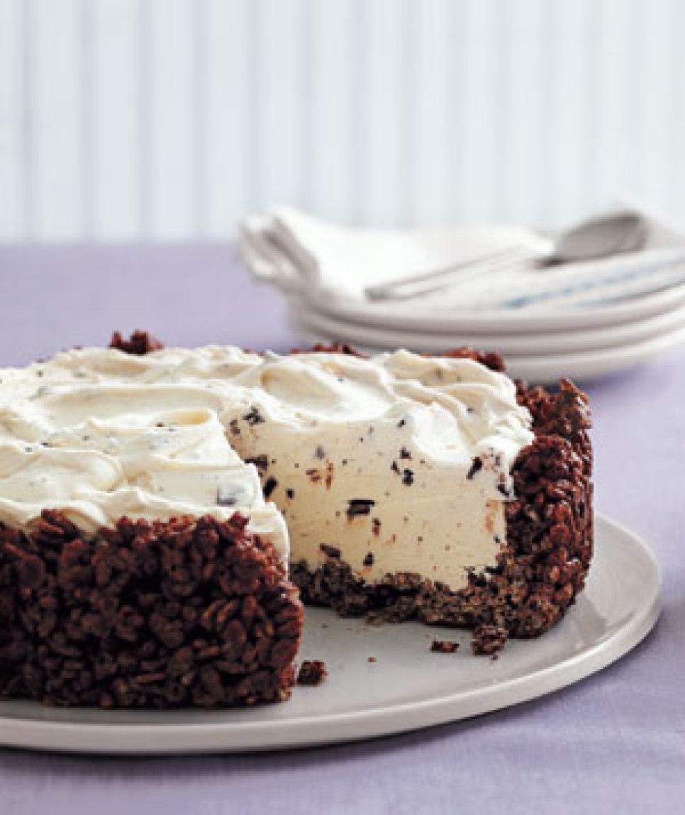 Mint Chip Ice Cream Pie Recipe