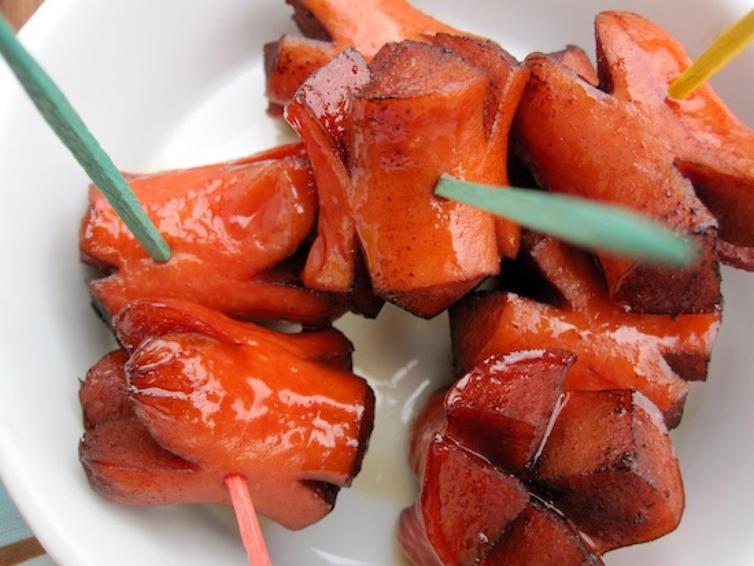HOT DOGS IN COCA-COLA Recipe