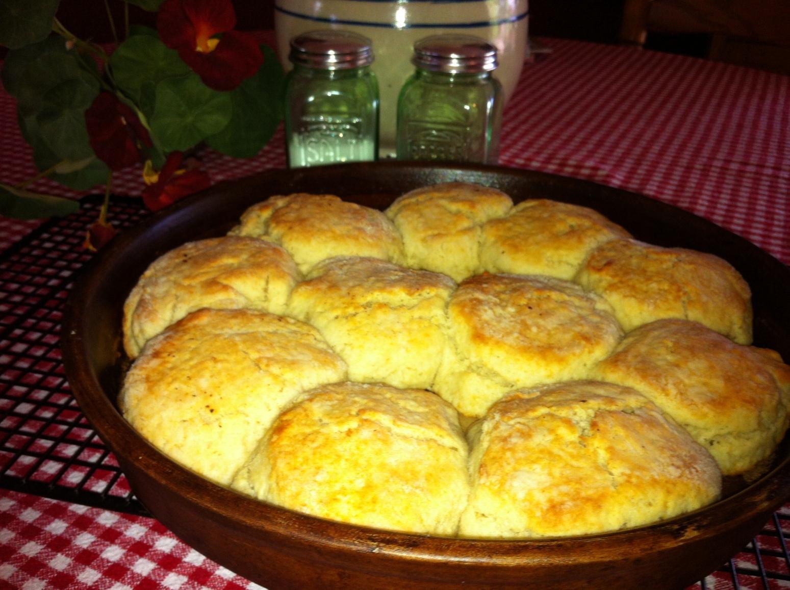 Angel Biscuits Recipe