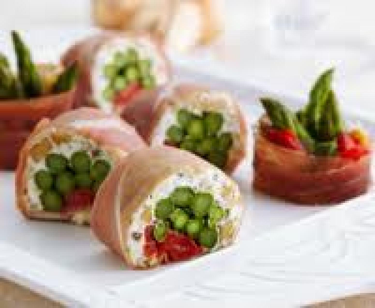 Wrapped  Appetizers Recipe