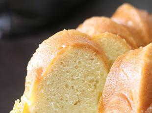 Peach Bundt Cake Recipe