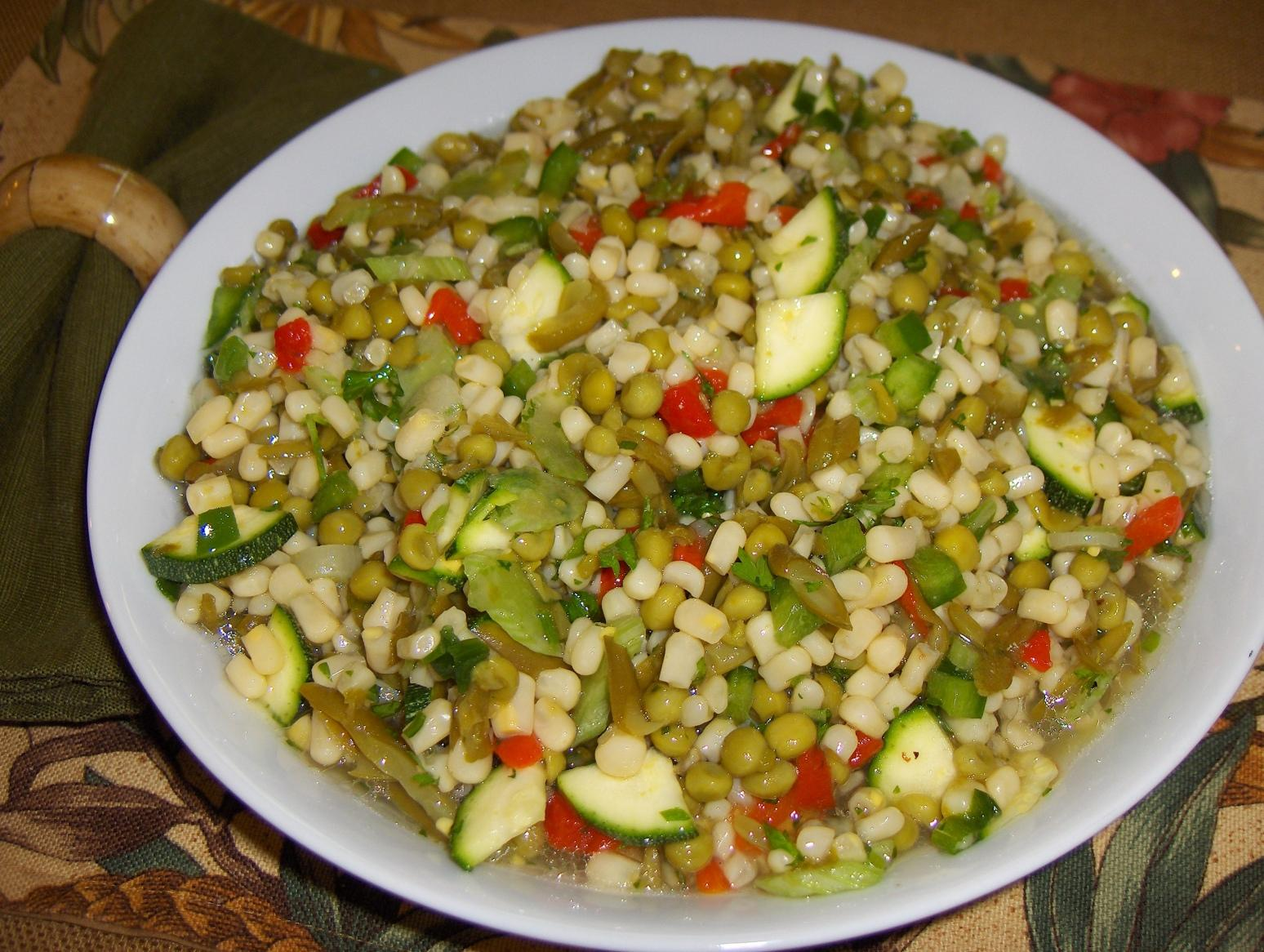 Shoepeg Corn Salad Recipe Just A Pinch Recipes