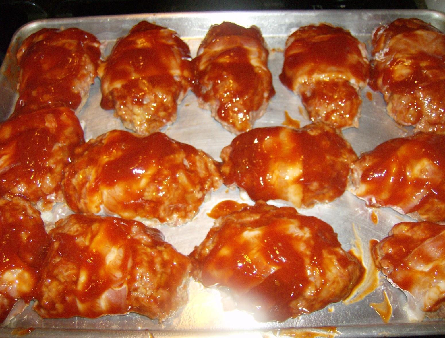 Dean's Regular & Individual Meat Loaves Recipe