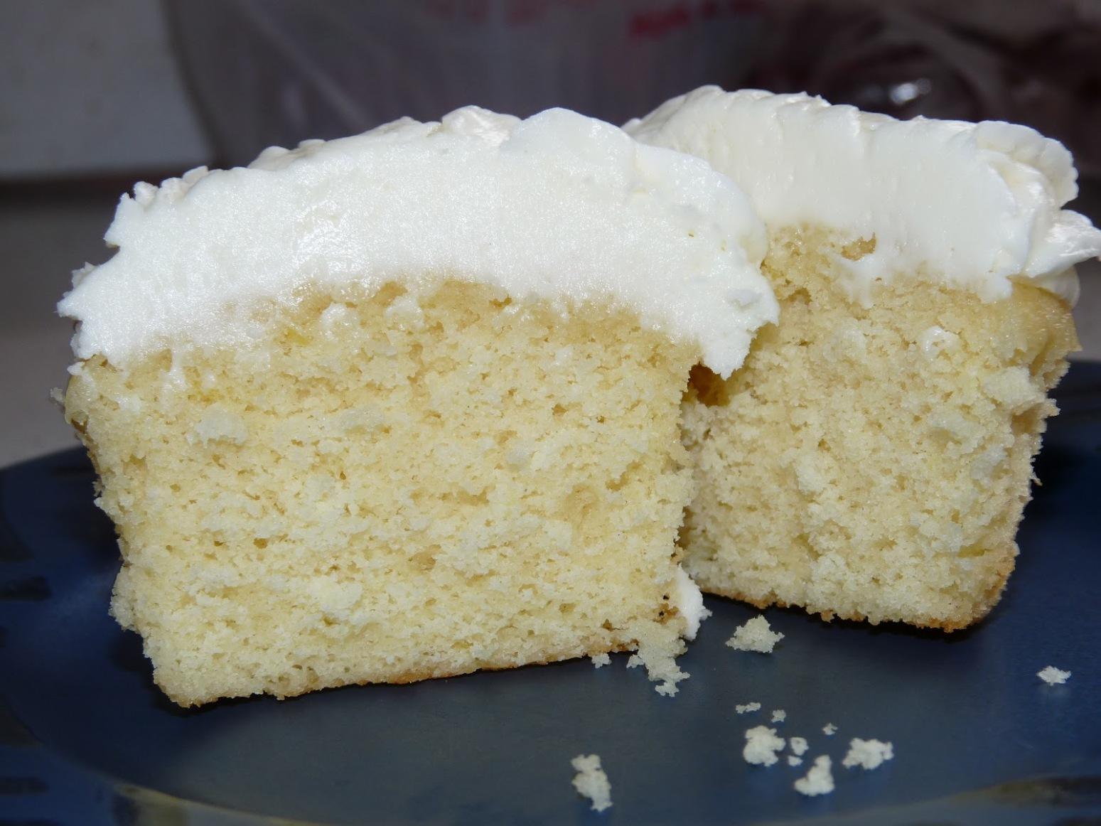 Lemon Drop Cupcakes Recipe
