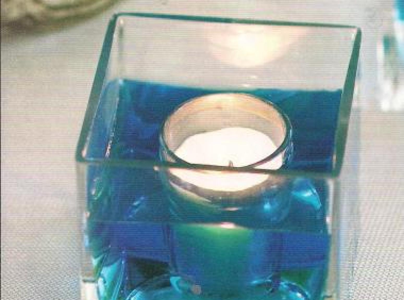 colorful candles Recipe