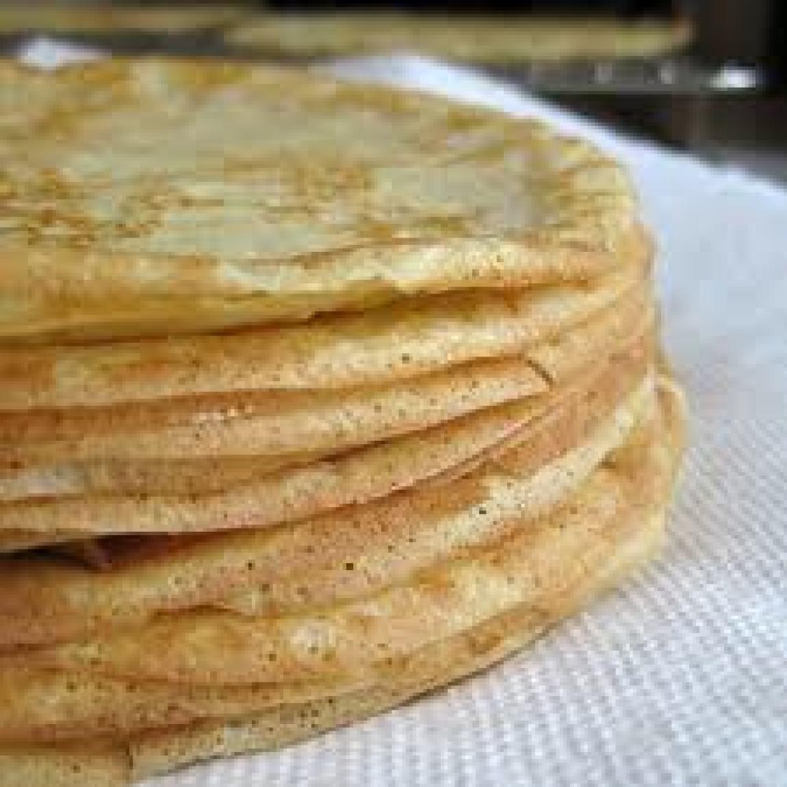 Crepe Variations Recipe