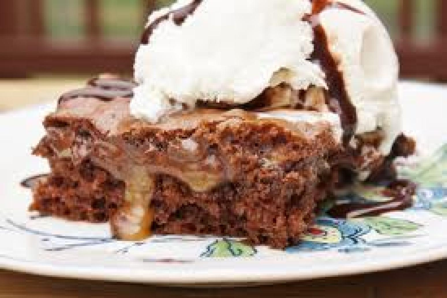 Turtle Cake Recipe