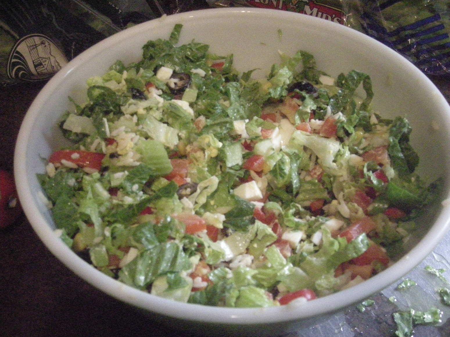 Guatamalan Hostage Salad Recipe