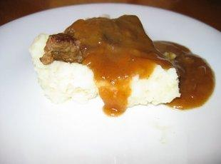 Beef Broth Gravy Recipe